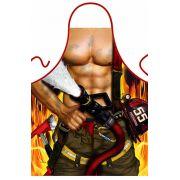 Αστεία Ποδιά Πυροσβέστης