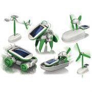 Ηλιακά Ρομπότ 6 σε 1