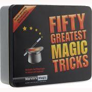 Marvin's Magic 50 Μαγικά Τρικ
