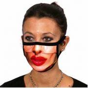 Μάσκα Προσώπου Σαρκώδη Χείλη