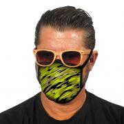Υφασμάτινη Μάσκα Προσώπου Παραλλαγής