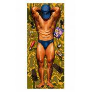 Πετσέτα Θαλάσσης Sexy Άνδρας 170x75cm