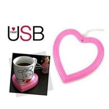 Μάτι Καφέ USB Καρδιά