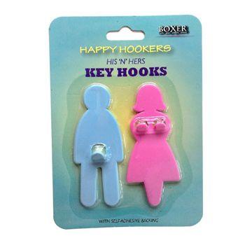 Χαρούμενες Κρεμάστρες Κλειδιών