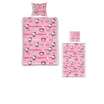 Παπλωματοθήκη Hello Kitty