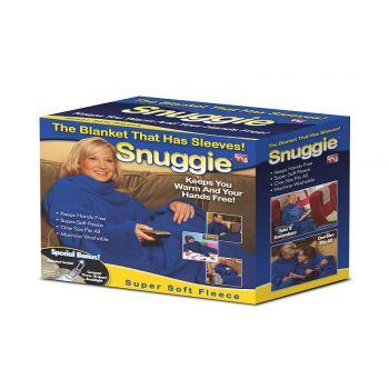 Κουβέρτα με Μανίκια Snuggie