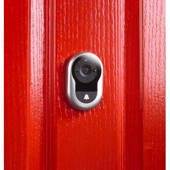 Ηλεκτρονικό Ματάκι Πόρτας με Καταγραφή