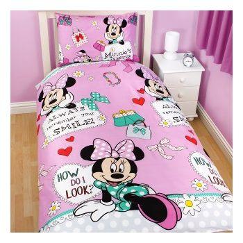 Παπλωματοθήκη Minnie Mouse Disney