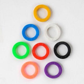 Χρωματιστό Κάλυμμα Κλειδιών Σετ