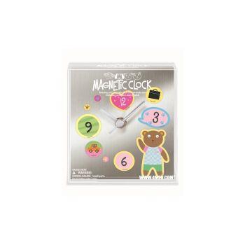 Μαγνητικό Ρολόι Αρκουδάκι 4Μ