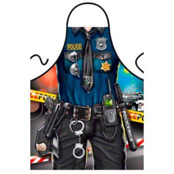 Αστεία Ποδιά Αστυνομικός