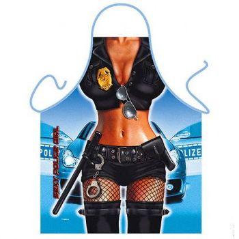 Αστεία Σέξι Ποδιά Μπατσίνα μόνο με 19.90€  56dce477318