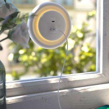 Ηλιακός Φορτιστής - Φως Led Allocacoc