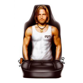 Κάλυμμα Καθίσματος Sexy Άνδρας