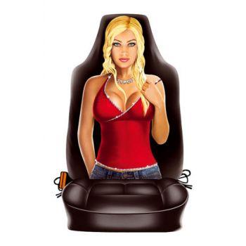 Κάλυμμα Καθίσματος Sexy Γυναίκα
