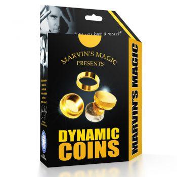 Marvin's magic Μαγικά Νομίσματα