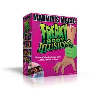 Marvin's magic Freaky Body Illusions Μαγικό Χέρι