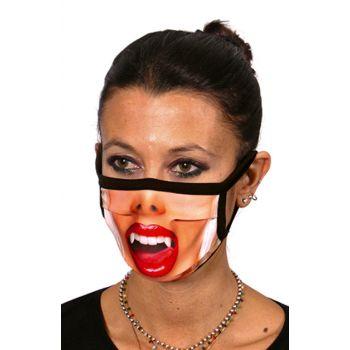 Υφασμάτινη Μάσκα Προσώπου Vampire