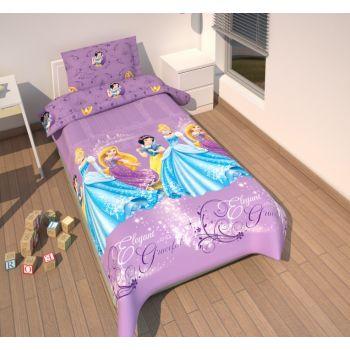 Παπλωματοθήκη Μικρές Πριγκίπησσες Disney