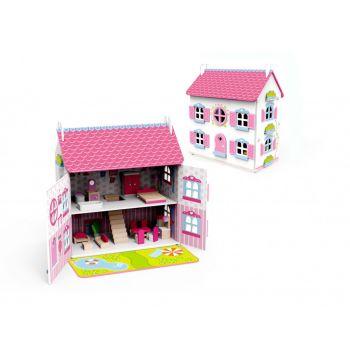 Ξύλινο Κουκλόσπιτο Tooky Toy