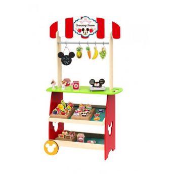 Ξύλινο Παιδικό Παντοπωλείο Mickey Mouse