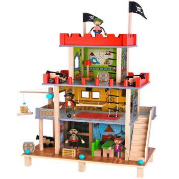Ξύλινο Πειρατικό Κάστρο