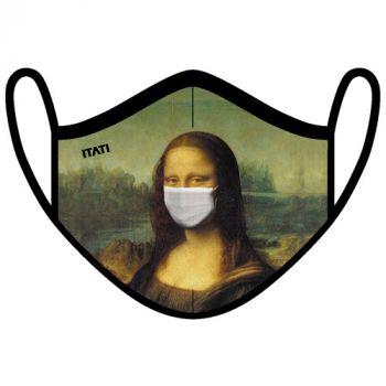 Μάσκα Προστασίας Mona Lisa